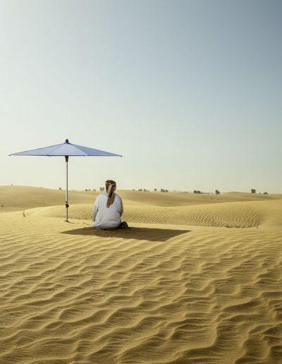 Glatz Alu Smart Sonnenschirm