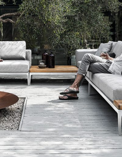 Gloster Grid Loungeserie