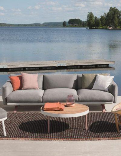 Outdoor-Lounge BOMA von Patrizia Urqziola für KETTAL