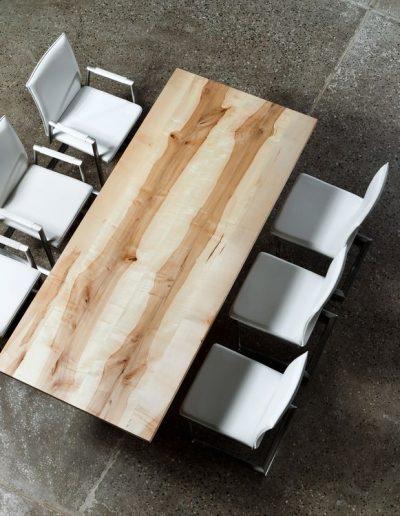 Scholtissek Zett Tisch, Divano Freischwinger
