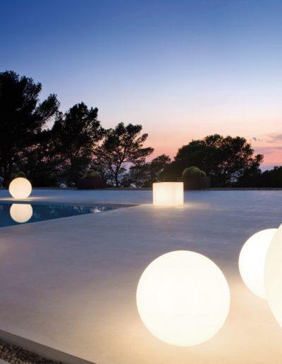 Leuchtobjekte Imagebild