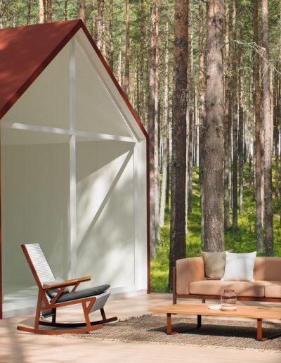 Kettal Landscape Loungeserie