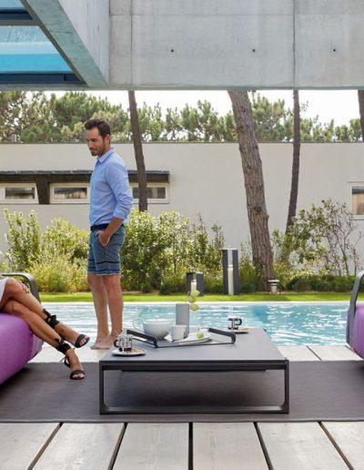KUMO Outdoor-Lounge von Manutti