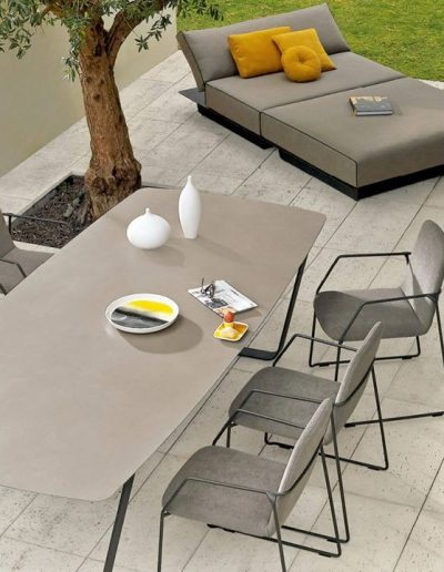 Outdoor-Tisch AIR, Manutti