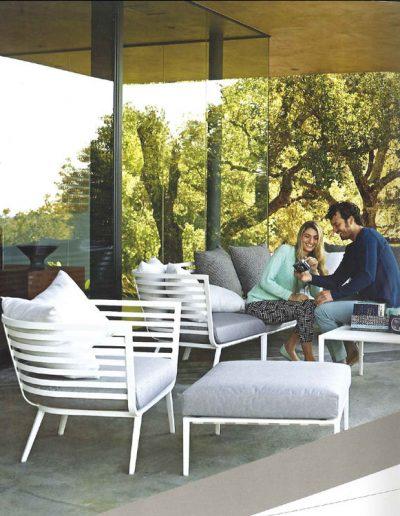 Gloster Vista Loungeserie