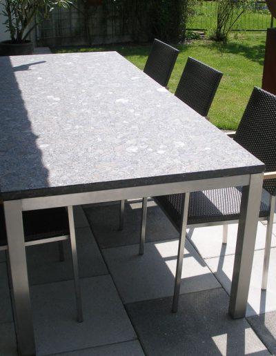 Familie Gloor eko individuell Tisch Geneva1