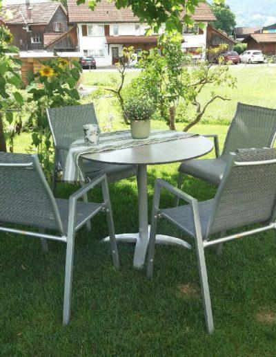 Familie Rupf Costa Rica und eko individuell Tisch