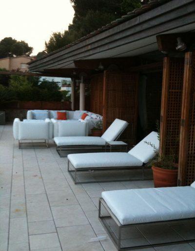 Jose Carreras Spanien Lounge und Liegen