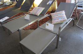 eko TREND diverse Liegen und Deckchair