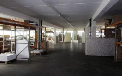 Büro-, Arbeits- und Lagerflächen in inspirierendem Ambiente